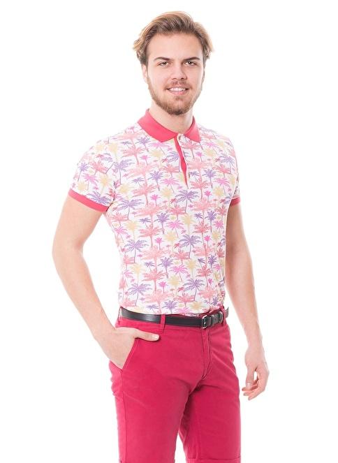 Karaca Tişört Pembe